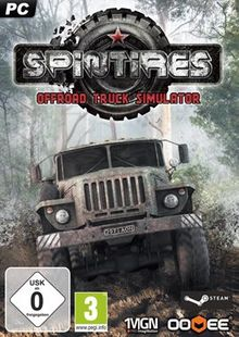 Spintires PC billig Schlüssel zum Download