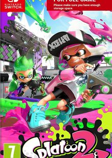 Splatoon 2 Switch billig Schlüssel zum Download