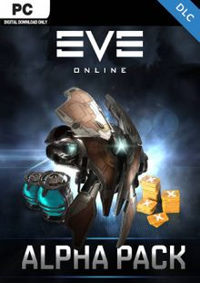 EVE Online - Alpha Pack DLC PC cheap key to download