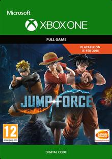 Jump Force Standard Edition Xbox One clé pas cher à télécharger