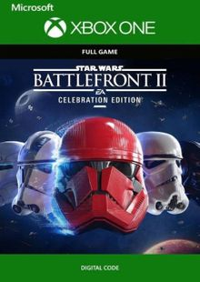 Star Wars Battlefront II 2 - Celebration Edition Xbox One (US) billig Schlüssel zum Download