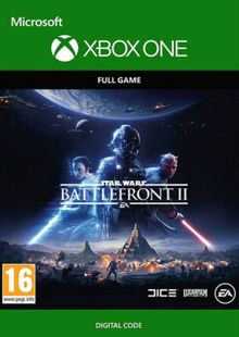 Star Wars Battlefront II Xbox One (UK) cheap key to download