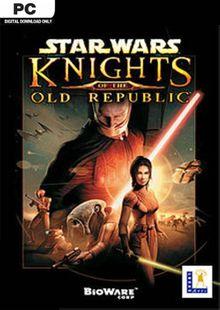 Star Wars - Knights of the Old Republic PC billig Schlüssel zum Download