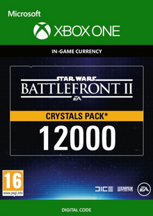 Star Wars Battlefront 2: 12000 Crystals Xbox One cheap key to download