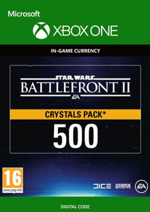 Star Wars Battlefront 2: 500 Crystals Xbox One cheap key to download
