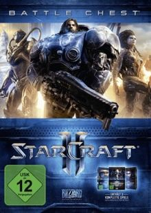 Starcraft 2 Battle Chest 2.0 PC clé pas cher à télécharger