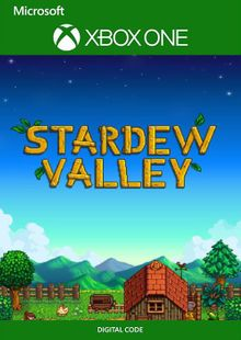 Stardew Valley Xbox One (UK) cheap key to download