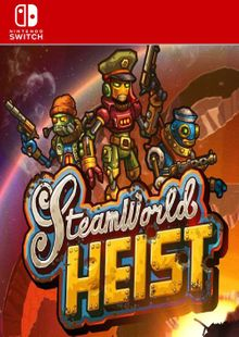 SteamWorld Heist: Ultimate Edition Switch clé pas cher à télécharger