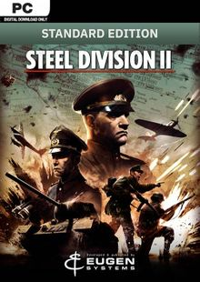 Steel Division 2 + DLC PC cheap key to download