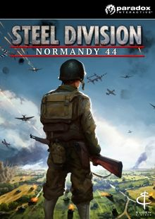 Steel Division Normandy 44 PC billig Schlüssel zum Download