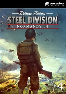 Steel Division Normandy 44 Deluxe Edition PC billig Schlüssel zum Download