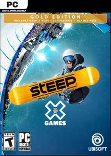 Steep X Games- Gold Edition PC (EU) cheap key to download