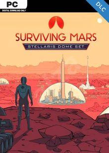 Surviving Mars Stellaris Dome Set PC DLC cheap key to download