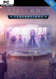 Stellaris: Federations PC cheap key to download