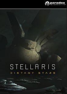 Stellaris PC Distant Stars Story Pack DLC billig Schlüssel zum Download