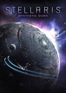 Stellaris PC: Synthetic Dawn DLC cheap key to download