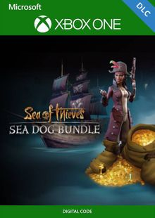 Sea of Thieves Sea Dog Pack Xbox One / PC billig Schlüssel zum Download