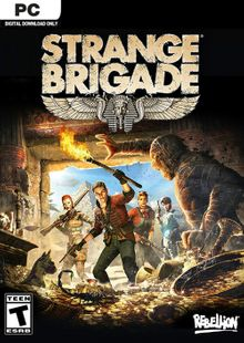 Strange Brigade PC cheap key to download