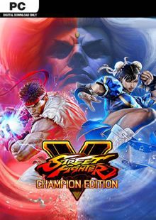 Street Fighter V 5 - Champion Edition PC cheap key to download