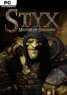 Styx: Master of Shadows PC billig Schlüssel zum Download