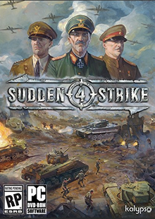 Sudden Strike 4 PC cheap key to download