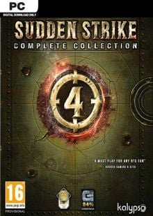 Sudden Strike 4 - Complete Collection PC cheap key to download