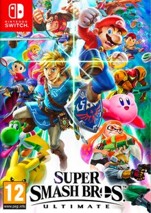 Super Smash Bros. Ultimate Switch cheap key to download