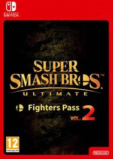 Super Smash Bros. Ultimate - Fighters Pass Vol. 2 Switch clé pas cher à télécharger