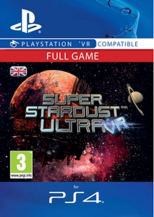 Super Stardust Ultra VR PS4 cheap key to download
