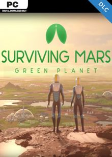 Surviving Mars: Green Planet DLC PC cheap key to download