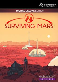 Surviving Mars Deluxe Edition PC billig Schlüssel zum Download
