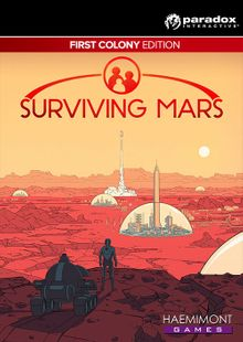 Surviving Mars First Colony Edition PC billig Schlüssel zum Download