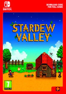 Stardew Valley Switch cheap key to download