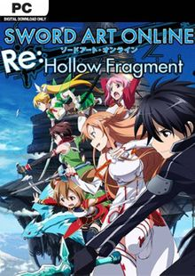 Sword Art Online Re: Hollow Fragment PC cheap key to download