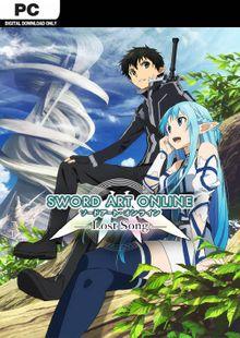 Sword Art Online: Lost Song PC clé pas cher à télécharger