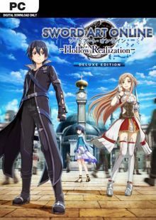 Sword Art Online: Hollow Realization Deluxe Edition PC billig Schlüssel zum Download