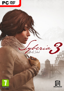 Syberia 3 PC cheap key to download