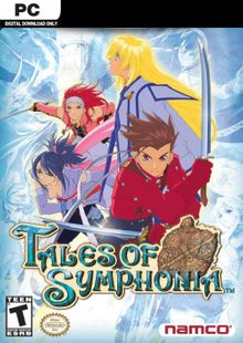 Tales of Symphonia PC cheap key to download