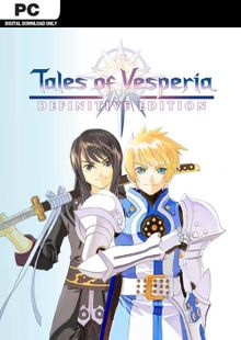 Tales of Vesperia Definitive Edition PC billig Schlüssel zum Download