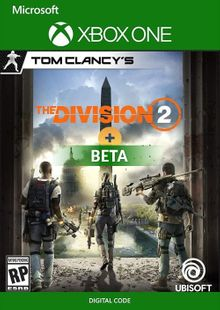 Tom Clancys The Division 2 Xbox One + Beta cheap key to download