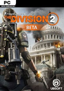 Tom Clancys The Division 2 PC Beta cheap key to download