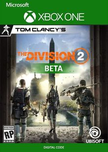 Tom Clancys The Division 2 Xbox One Beta cheap key to download