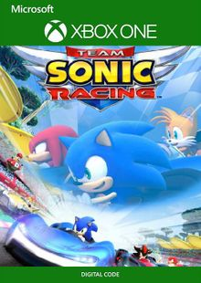 Team Sonic Racing Xbox One (UK) cheap key to download