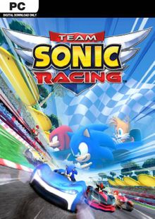 Team Sonic Racing PC (EU) cheap key to download