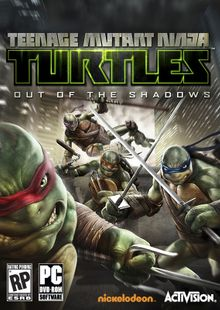 Teenage Mutant Ninja Turtles: Out of the Shadows PC cheap key to download
