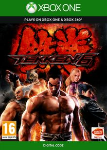 Tekken 6 Xbox One / Xbox 360 cheap key to download