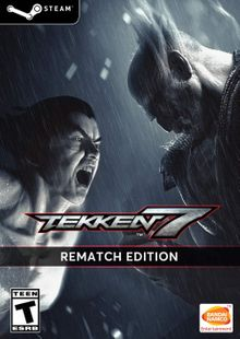 TEKKEN 7 - Rematch Edition PC cheap key to download