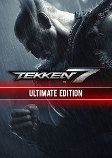 TEKKEN 7 - Ultimate Edition PC cheap key to download