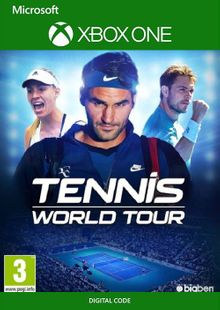 Tennis World Tour Xbox One (UK) cheap key to download