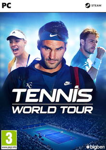 Tennis World Tour PC billig Schlüssel zum Download